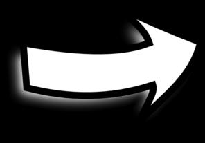white-arrow-sideways-clip-art